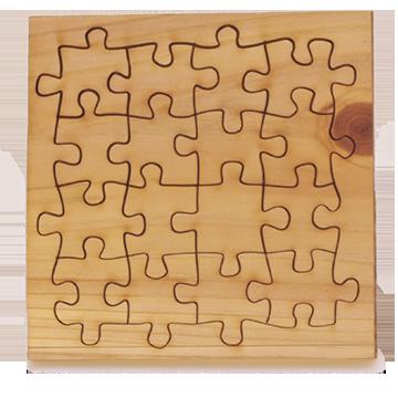 ジグソーパズル小