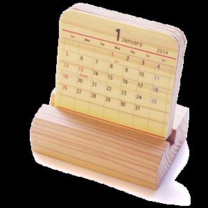 卓上カレンダー画像01